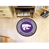 FANMATS Kansas State University Roundel Mat