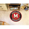 FANMATS University of Maryland Roundel Mat