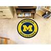 FANMATS University of Michigan Roundel Mat