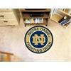 FANMATS Notre Dame Roundel Mat
