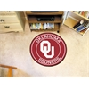 FANMATS University of Oklahoma Roundel Mat