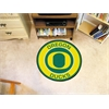 FANMATS University of Oregon Roundel Mat