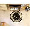 FANMATS Purdue University Roundel Mat