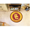 FANMATS University of Southern California Roundel Mat