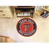 FANMATS Texas Tech University Roundel Mat