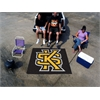 FANMATS Kennesaw State Tailgater Rug 5'x6'