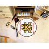 "FANMATS Kennesaw State Baseball Mat 27"" diameter"