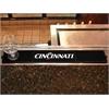 """FANMATS Cincinnati Drink Mat 3.25""""x24"""""""