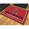 FANMATS Ball State 8'x10' Rug