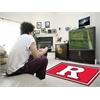 FANMATS Rutgers Rug 4'x6'