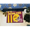 "FANMATS Arizona State Uniform Inspired Starter Rug 19""x30"""