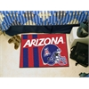 "FANMATS Arizona Uniform Inspired Starter Rug 19""x30"""