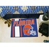 "FANMATS Florida Uniform Inspired Starter Rug 19""x30"""