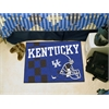 "FANMATS Kentucky Uniform Inspired Starter Rug 19""x30"""