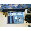 "FANMATS UNC - Chapel Hill Uniform Inspired Starter Rug 19""x30"""