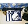 """FANMATS Penn State Uniform Inspired Starter Rug 19""""x30"""""""