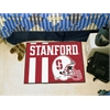 "FANMATS Stanford Uniform Inspired Starter Rug 19""x30"""