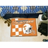 "FANMATS Tennessee Uniform Inspired Starter Rug 19""x30"""