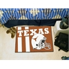 "FANMATS Texas Uniform Inspired Starter Rug 19""x30"""