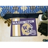 "FANMATS Washington Uniform Inspired Starter Rug 19""x30"""