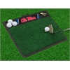 "FANMATS Ole Miss Golf Hitting Mat 20"" x 17"""