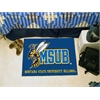 "FANMATS Montana State - Billings Starter Rug 19""x30"""