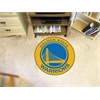 FANMATS NBA - Golden State Warriors Roundel Mat