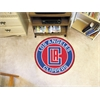 FANMATS NBA - Los Angeles Clippers Roundel Mat