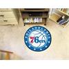 FANMATS NBA - Philadelphia 76ers Roundel Mat