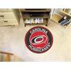 FANMATS NHL - Carolina Hurricanes Roundel Mat