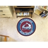 FANMATS NHL - Colorado Avalanche Roundel Mat