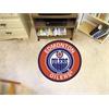 FANMATS NHL - Edmonton Oilers Roundel Mat