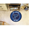 FANMATS NHL - St Louis Blues Roundel Mat