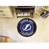 FANMATS NHL - Tampa Bay Lightning Roundel Mat