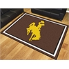 FANMATS Wyoming (Cowboy/Horse) 8'x10' Rug