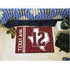 "FANMATS Texas A&M Uniform Inspired Starter Rug 19""x30"""