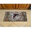 """FANMATS NFL - Atlanta Falcons Scraper Mat 19""""x30"""" - Camo"""