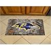 "FANMATS NFL - Baltimore Ravens Scraper Mat 19""x30"" - Camo"