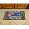 "FANMATS NFL - Buffalo Bills Scraper Mat 19""x30"" - Camo"
