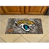 "FANMATS NFL - Jacksonville Jaguars Scraper Mat 19""x30"" - Camo"