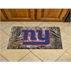 "FANMATS NFL - New York Giants Scraper Mat 19""x30"" - Camo"