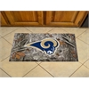 "FANMATS NFL - St Louis Rams Scraper Mat 19""x30"" - Camo"