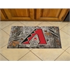 "FANMATS MLB - Arizona Diamondbacks Scraper Mat 19""x30"" - Camo"