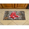 "FANMATS MLB - Boston Red Sox Scraper Mat 19""x30"" - Camo"