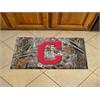 """FANMATS MLB - Cleveland Indians Scraper Mat 19""""x30"""" - Camo"""