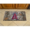 """FANMATS MLB - Los Angeles Angels Scraper Mat 19""""x30"""" - Camo"""