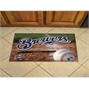 "FANMATS MLB - Milwaukee Brewers Scraper Mat 19""x30"" - Ball"