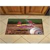 """FANMATS MLB - St Louis Cardinals Scraper Mat 19""""x30"""" - Ball"""