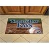 """FANMATS MLB - Tampa Bay Devil Rays Scraper Mat 19""""x30"""" - Ball"""