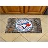 "FANMATS MLB - Toronto Blue Jays Scraper Mat 19""x30"" - Camo"